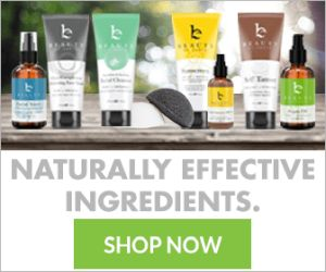 Naturally effective ingredients